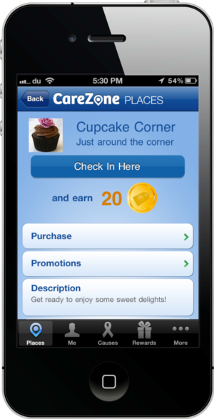 Carezone Screenshot-2