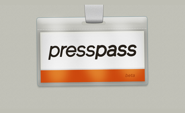 presspass logo