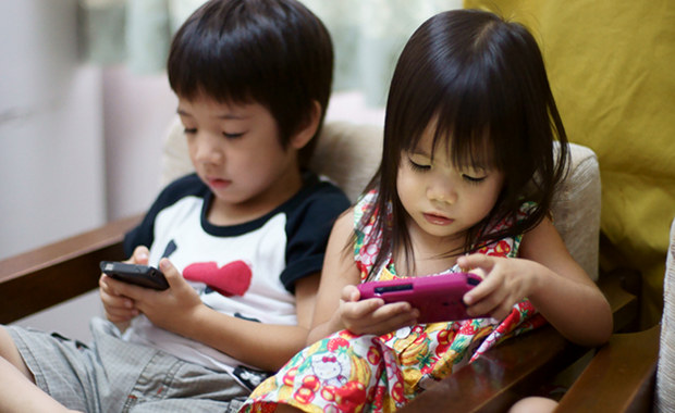 Kids and smartphones