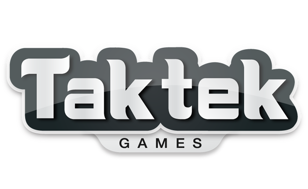 Taktek games logo