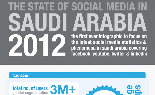 social media ksa 2012
